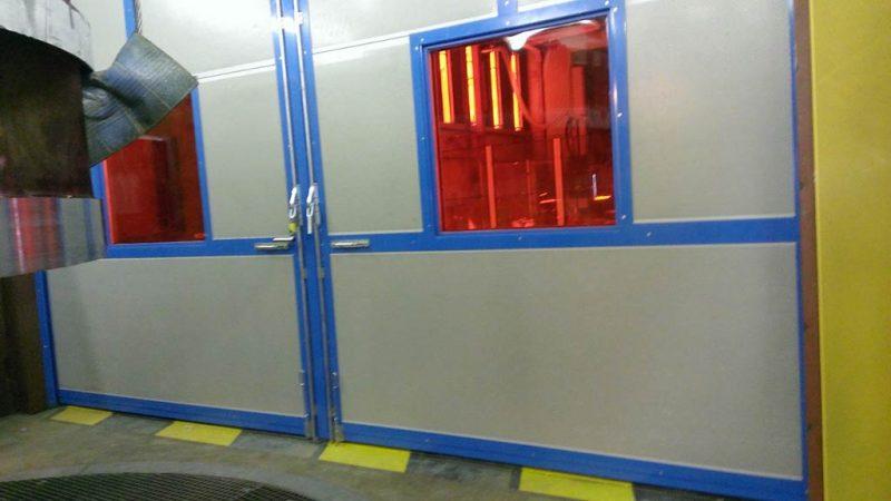 Portes et trappes EDF