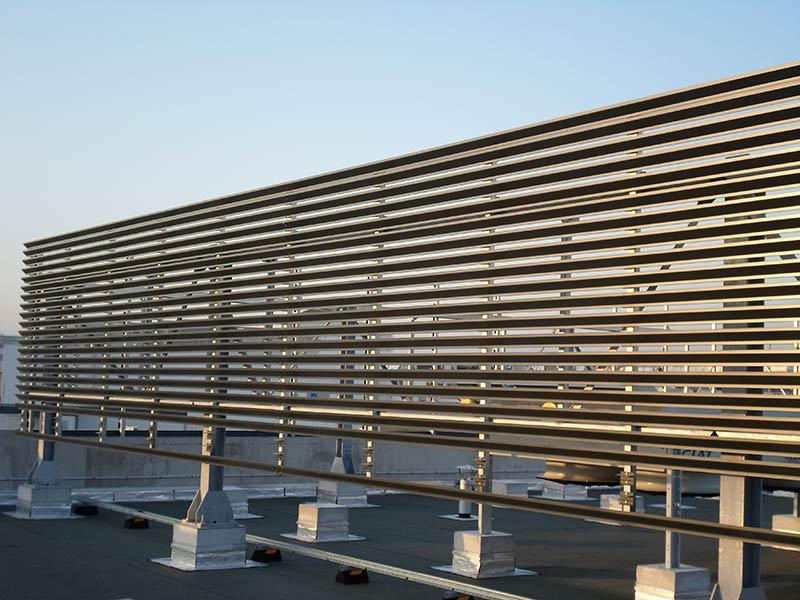 Ventelles de la Centrale Energie AMP